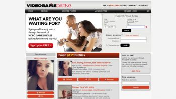 videogame dating