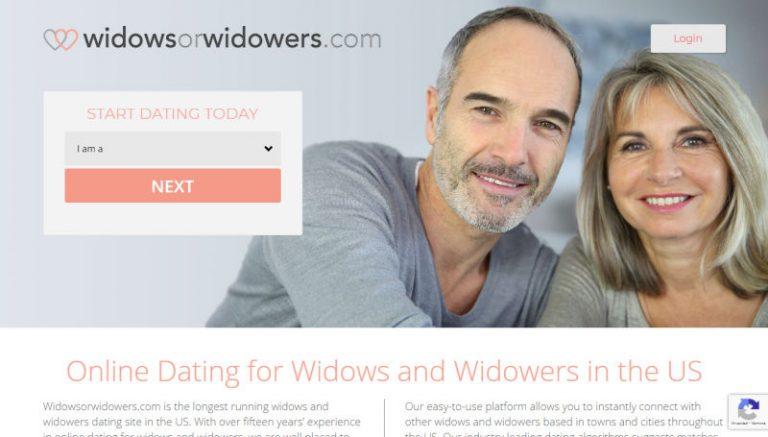 Widows or Widowers - Dating Sites Ok