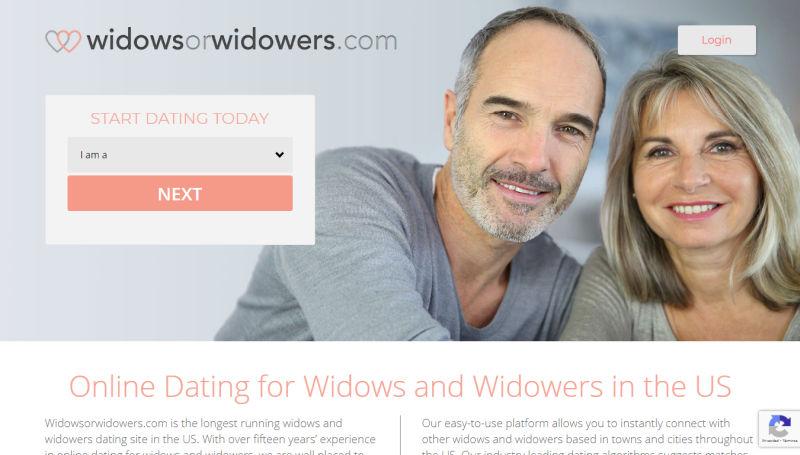 widows or widowers
